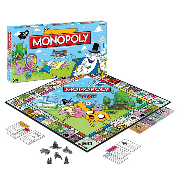 Especial, Galería de imágenes: Monopoly (2/6)