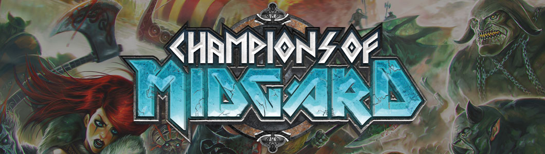 Champions of Midgard: Favorite Game Friday image
