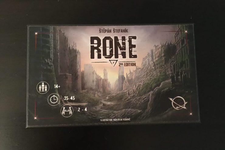 RONE 2e Box