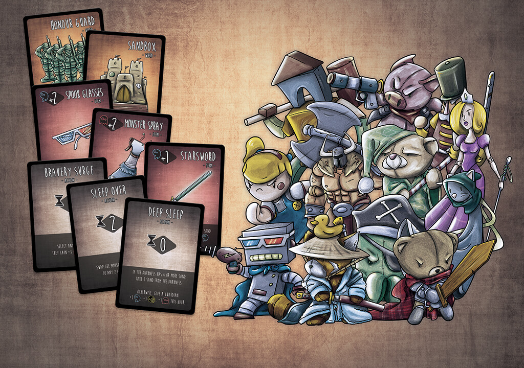 Dare to Dream Funded on Kickstarter - Boardgame Stories