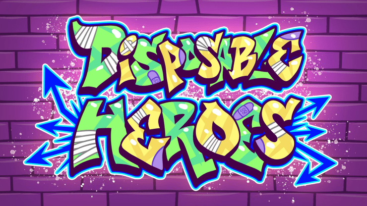 Disposable Heroes Banner