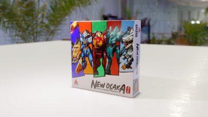 New Osaka Box