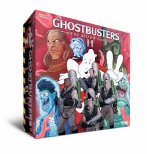 Ghostbusters: The Board Game II