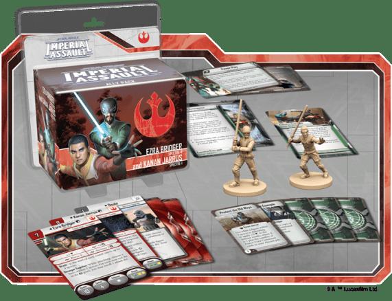 Imperial Assault Rebels Allies 3