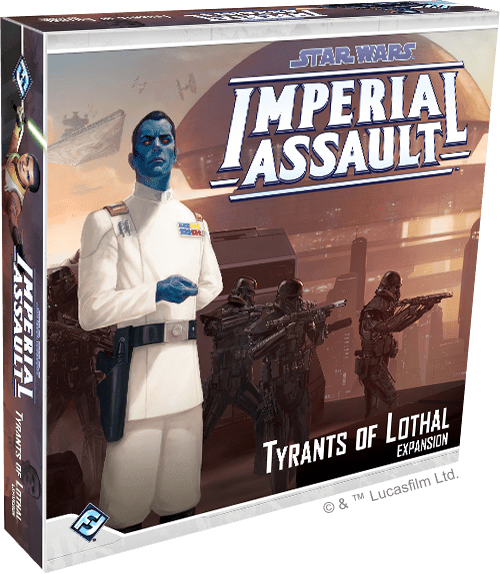 Tyrants of Lothal