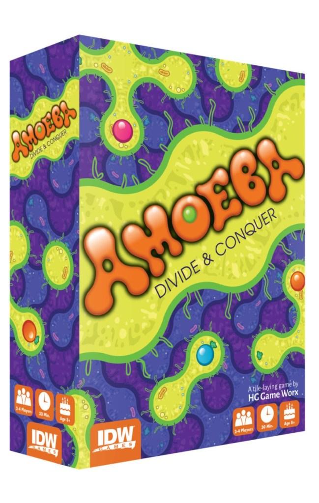 Amoeba: Divide & Conquer