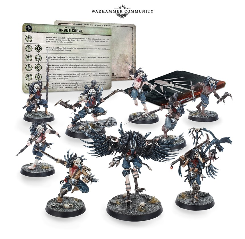 Warcry orvus Cabal