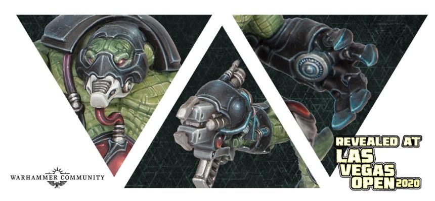 Warhammer Quest: Blackstone Fortress Zoat