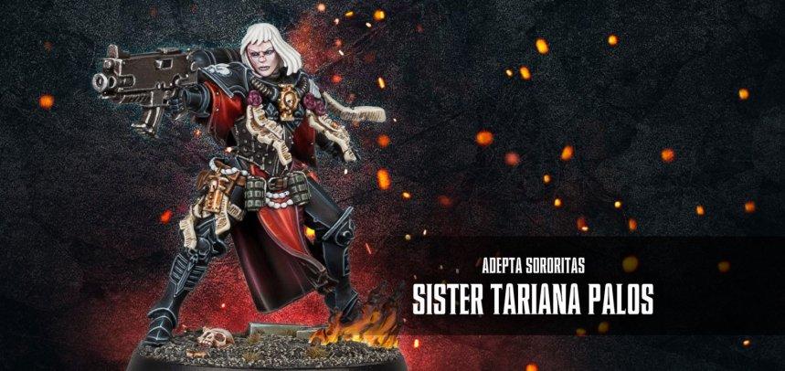 Sister Tariana Palos