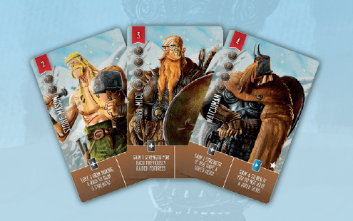 The Mico promo cards