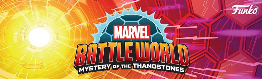 Marvel Battleworld Mystery of the Thanosstones