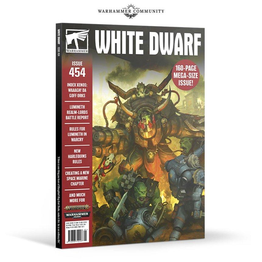 White Dwarf #454