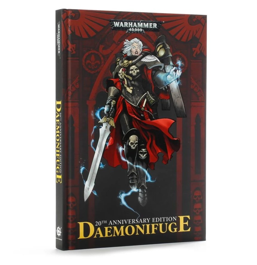 Daemonifuge: 20th Anniversary Edition