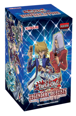 Yu-Gi-Oh! Trading Card Game Legendary Duelists Season 1