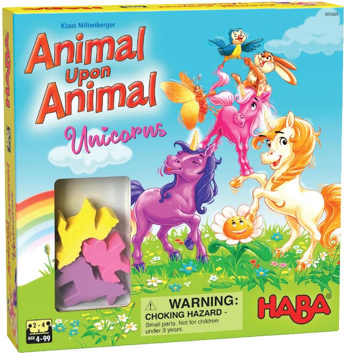 Animal Upon Animal Unicorns
