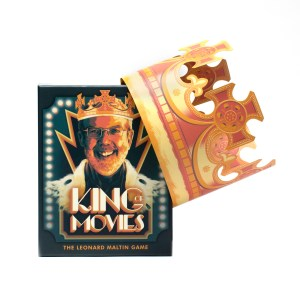 King of Movies: The Leonard Maltin Game