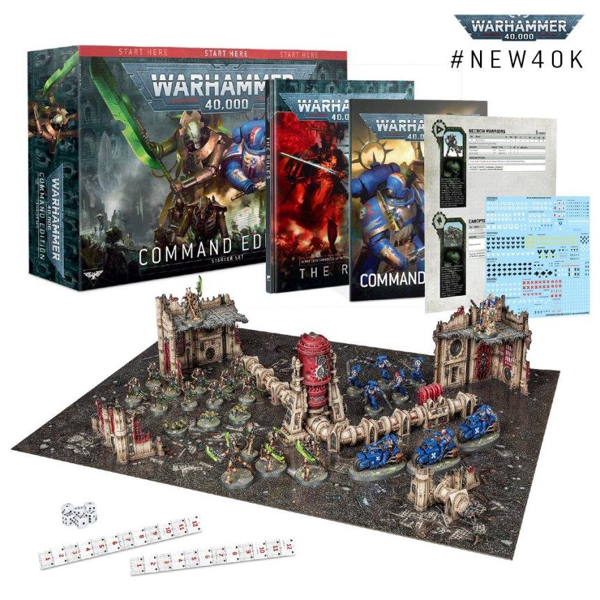 Warhammer 40,000 – Command Edition
