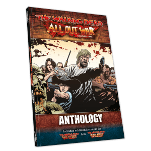 Walking Dead: All Out War Anthology