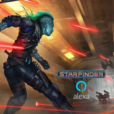 Starfinder Alexa Skill