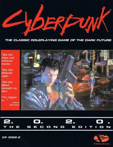 R. Talsorian Cyberpunk