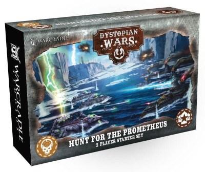 Dystopian Wars Hunt for the Prometheus