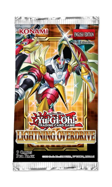 Yu-Gi-Oh! Trading Card Game Lightning Overdrive