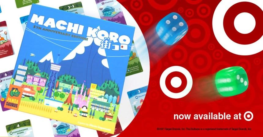Machi Koro at Target