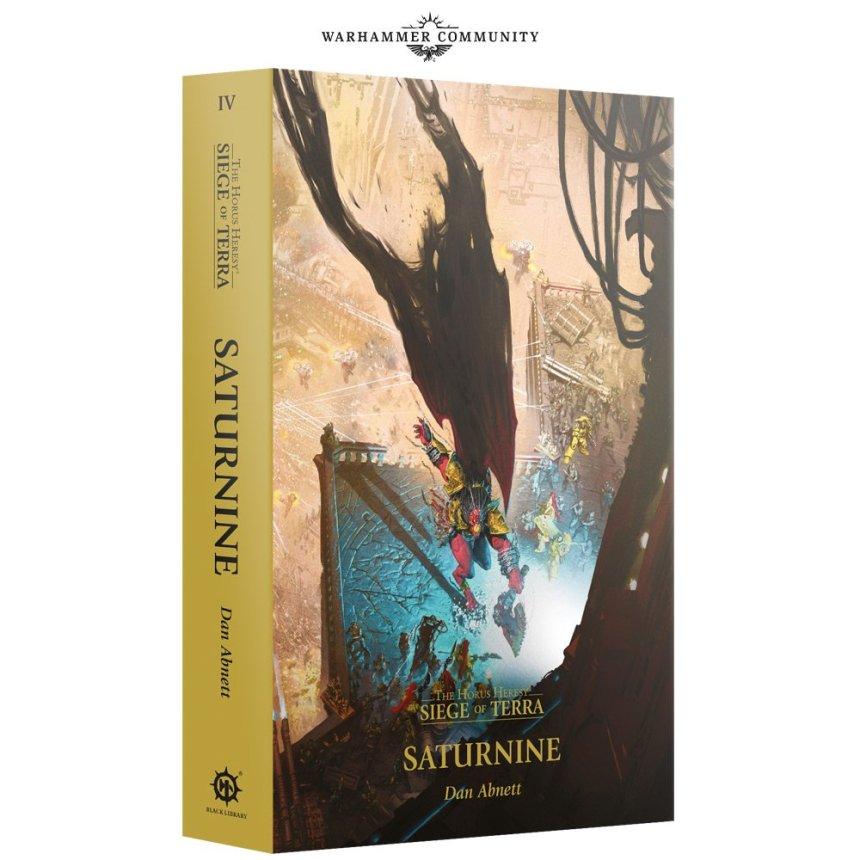 Siege of Terra: Saturnine