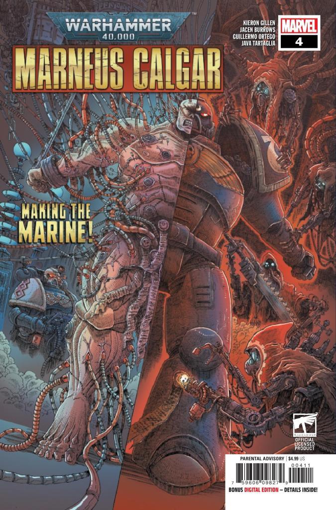 Warhammer 40,000: Marneus Calgar #4 (of 5)
