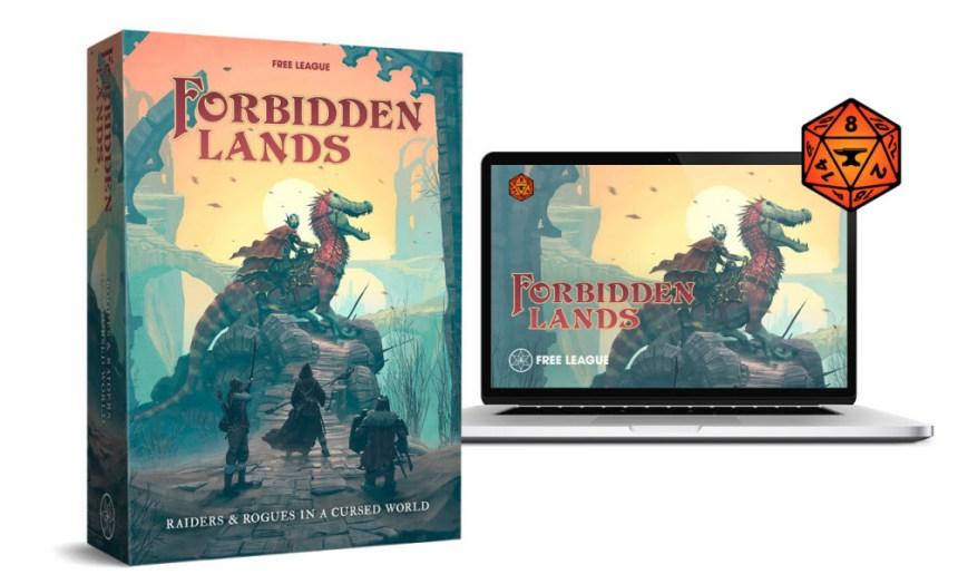 Forbidden Lands Foundry
