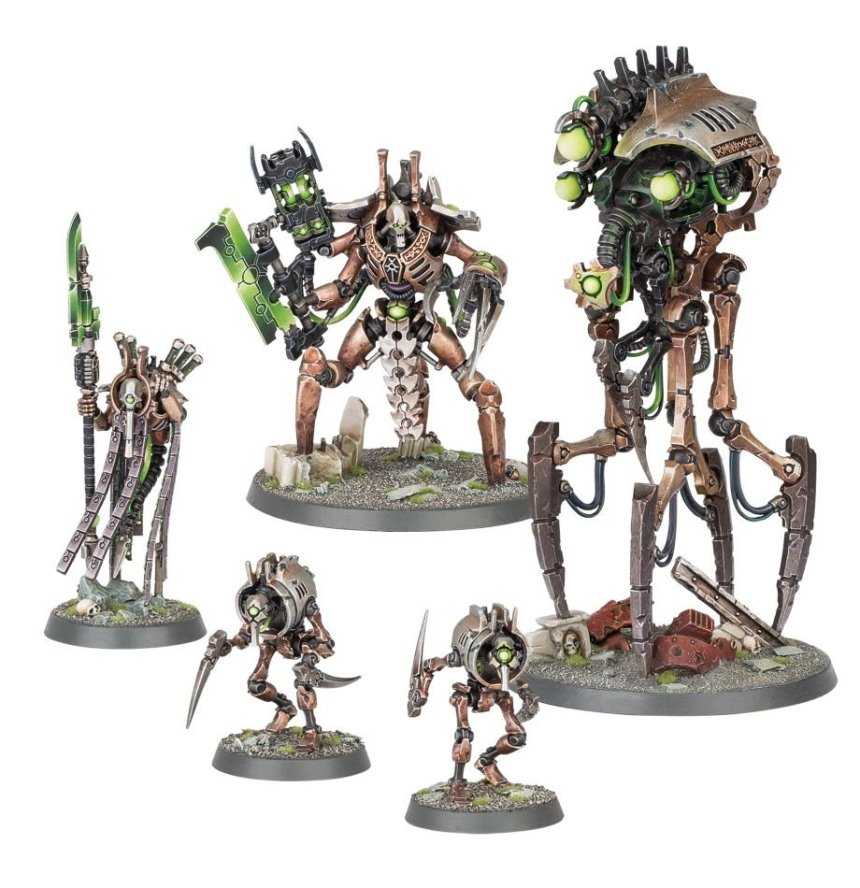 Necrons Royal Court