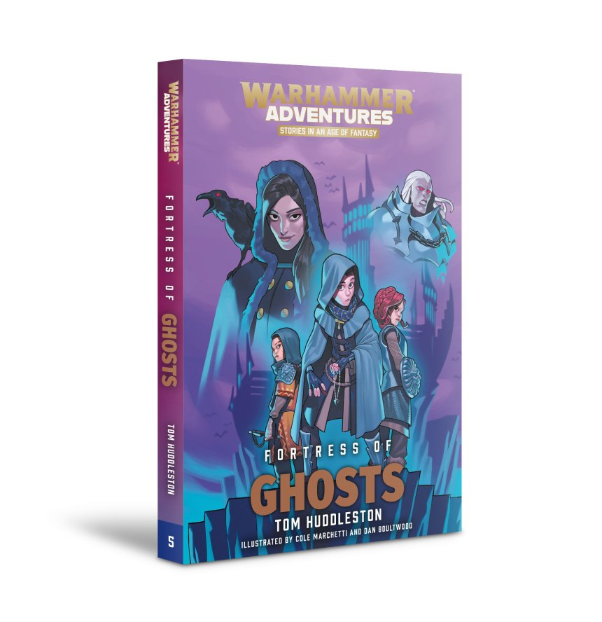 Fortress of Ghosts: Book 5