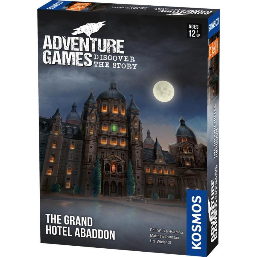 THE GRAND HOTEL ABADDON