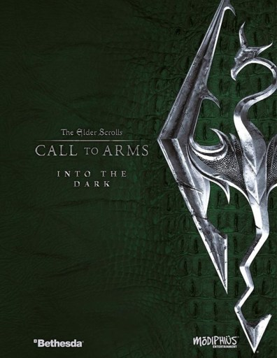 The Elder Scrolls Call to Arms Into the Dark