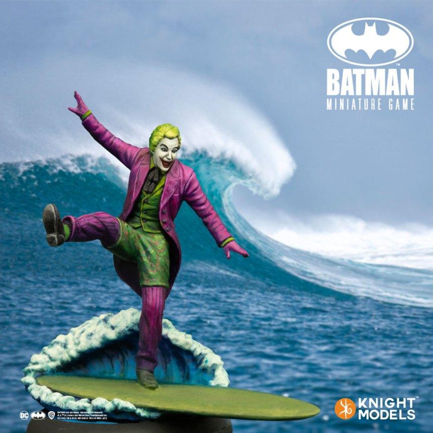 Batman Miniature Game: Joker Classic TV Series