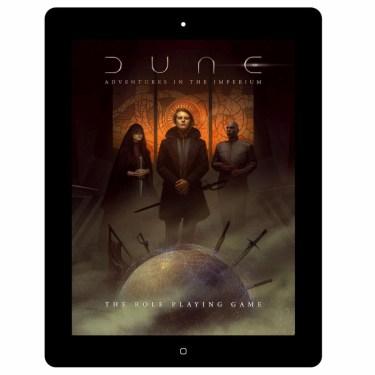 Dune - Adventures in the Imperium Core Rulebook