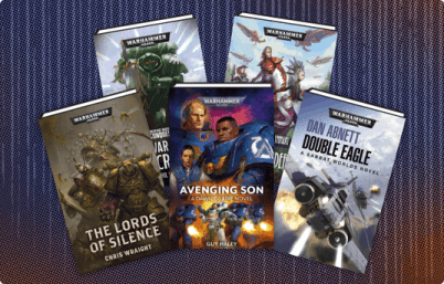 HUMBLE EBOOK BUNDLE WARHAMMER 40,000 STORIES 2021 BY BLACK LIBRARY