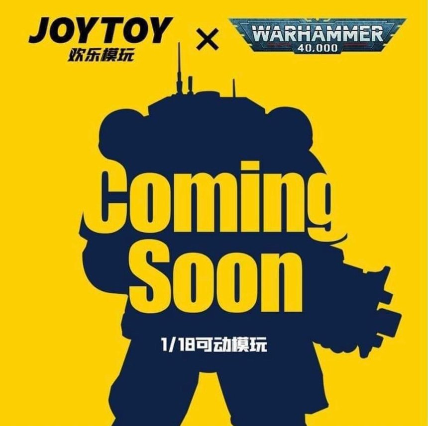 Joytoy Warhammer 40K