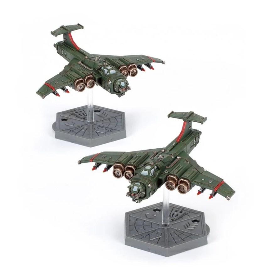 Aeronautica Imperialis Marauder Pathfinders