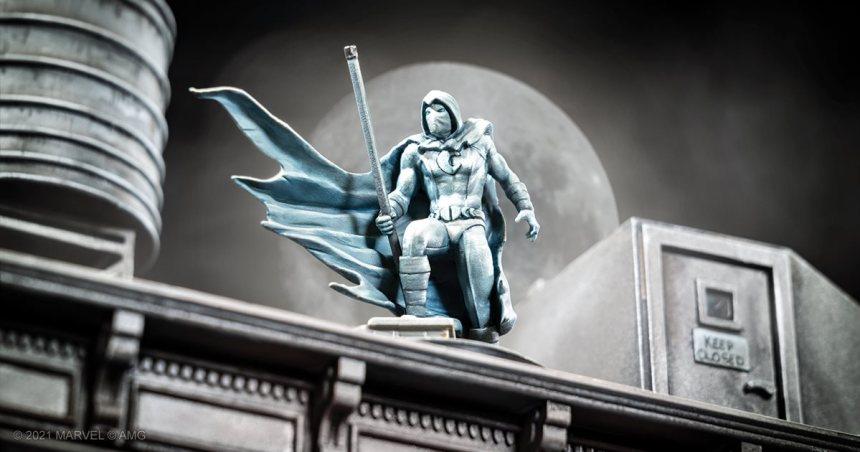 Marvel: Crisis Protocol Moon Knight
