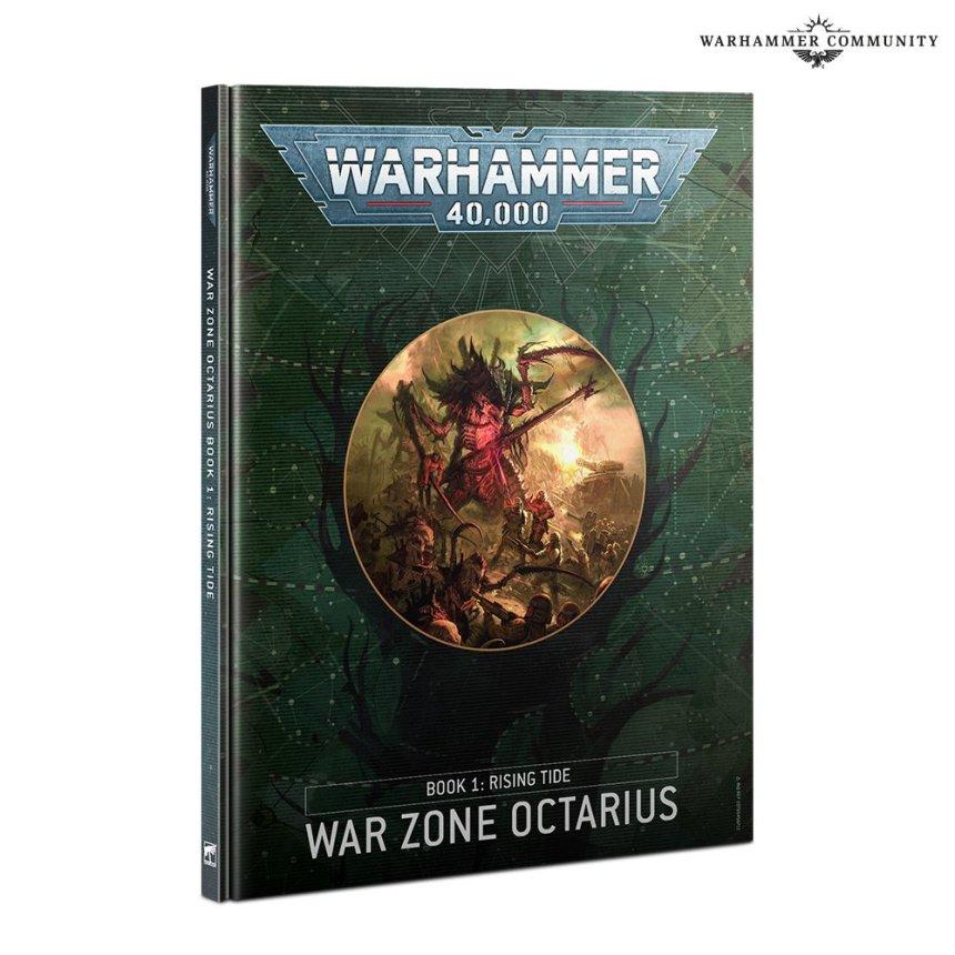 War Zone: Octarius - Rising Tide
