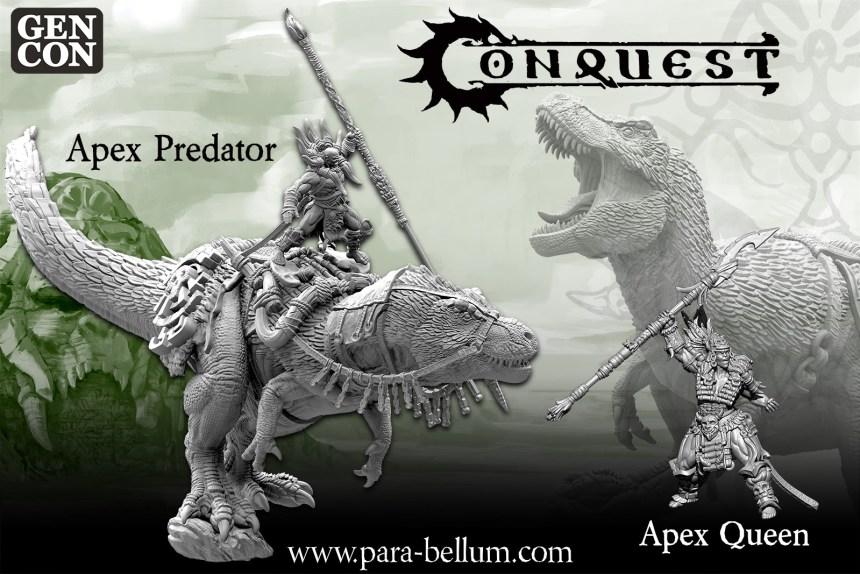Apex Predator and Apex Queen