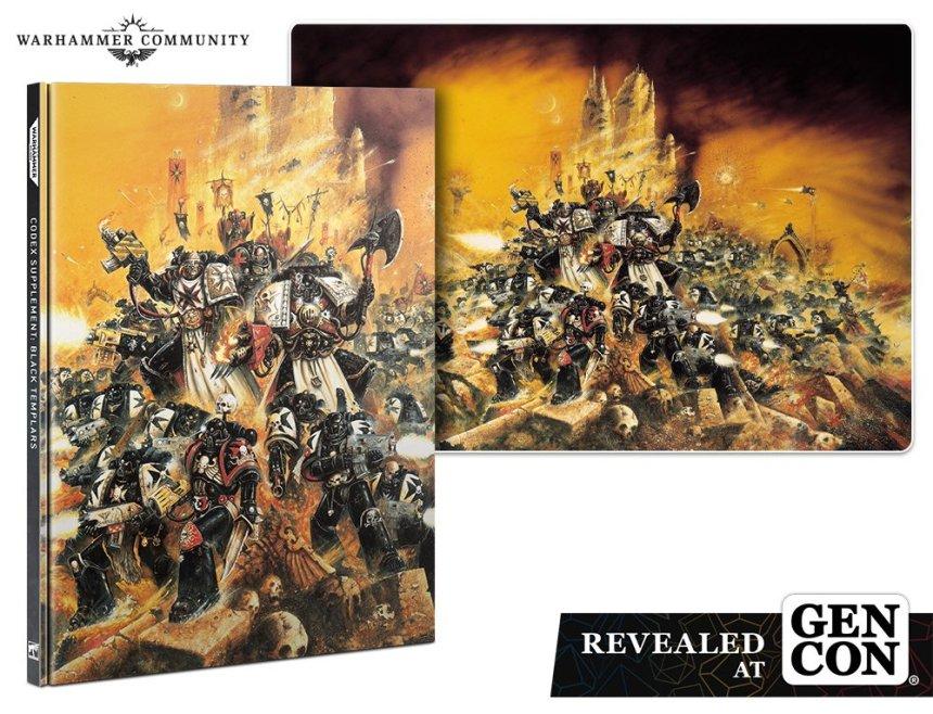 Codex Supplement: Black Templars