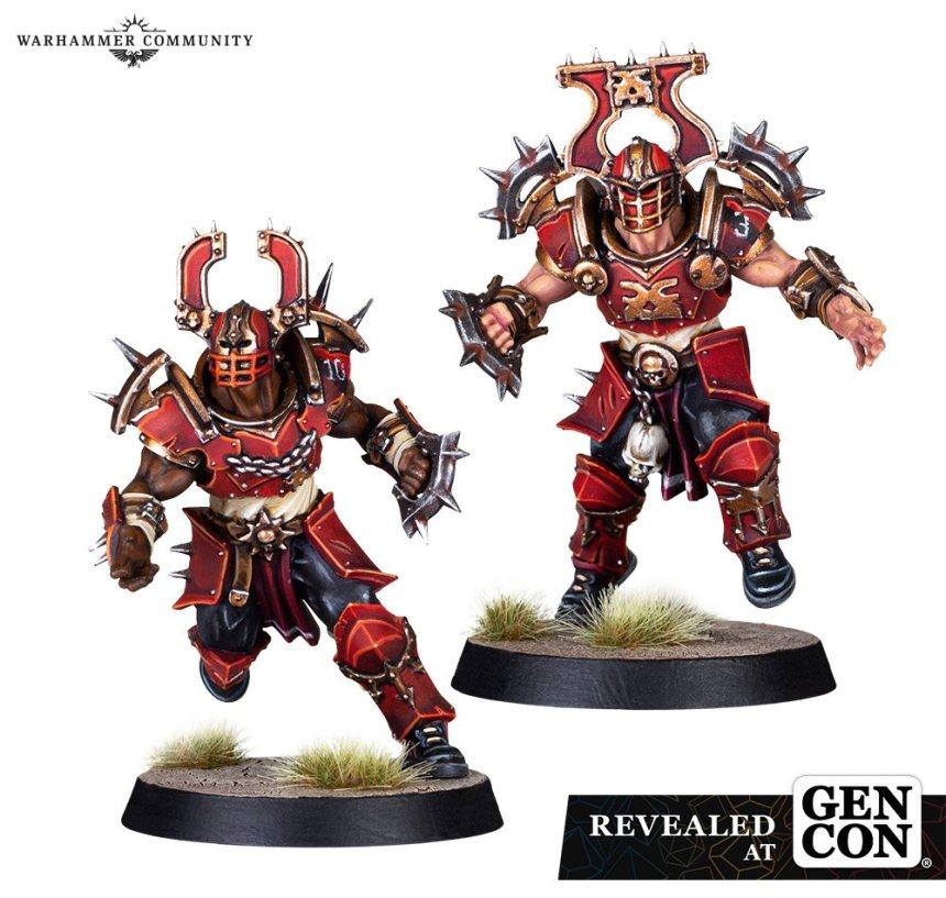 Skull-tribe Slaughterers Bloodseekers