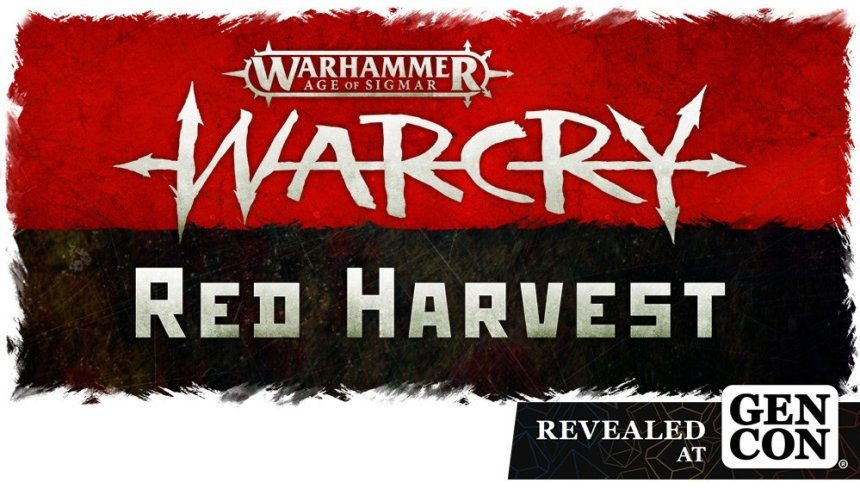 Warcry: Red Harvest