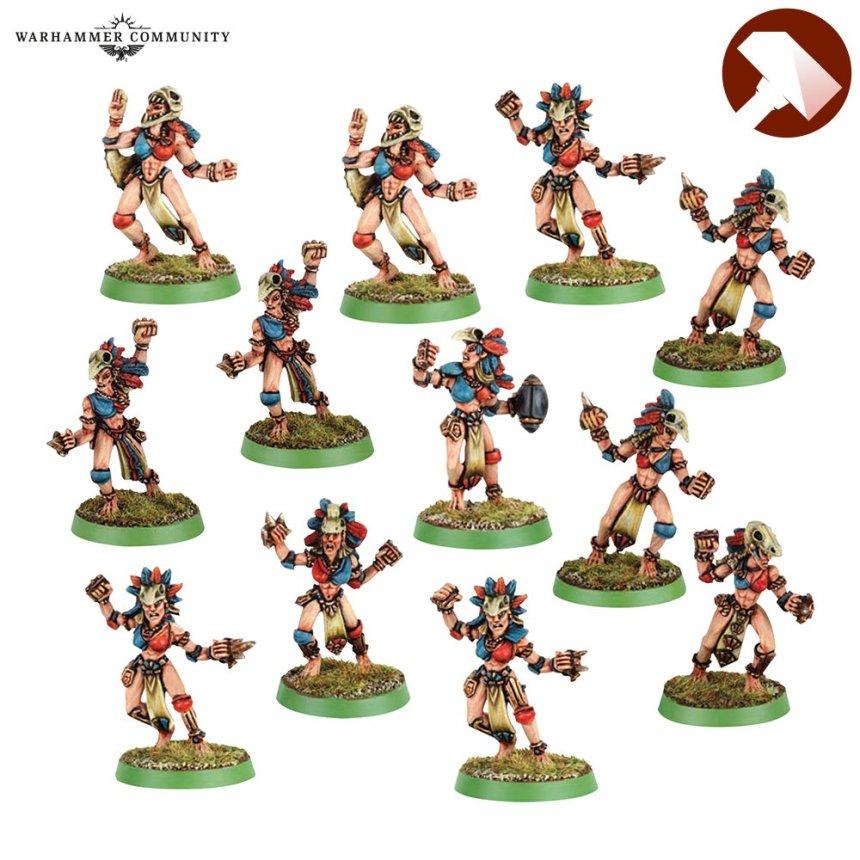 Blood Bowl Amazons