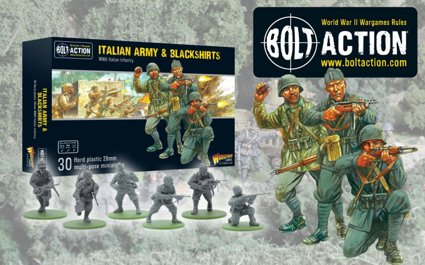 Italian Army & Blackshirts