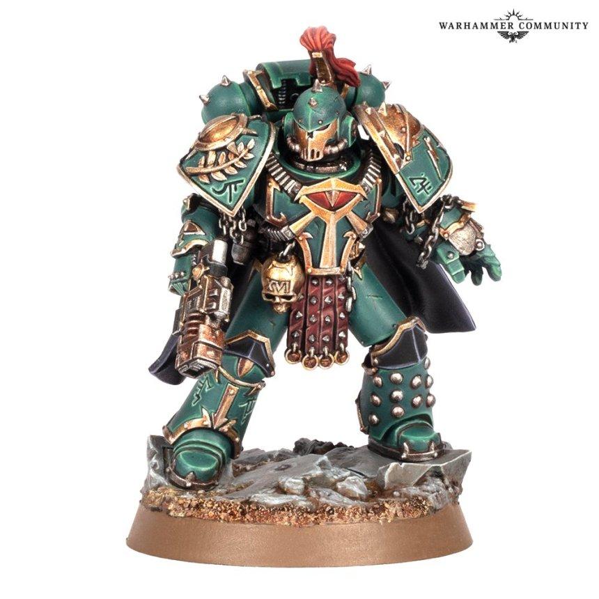 Sons of Horus Legion Praetors