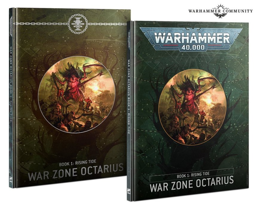 War Zone Octarius Book 1: Rising Tide