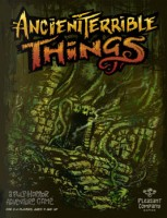 Ancient Terrible Things - Board Game Box Shot